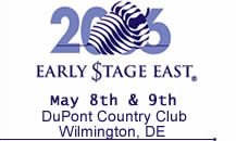 Early Stage East 2005 Conference